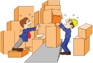 Doanh nghiệp cần có giải pháp để quản lý hàng hóa, tránh việc hàng bị tồn nhiều gây lãng phí.