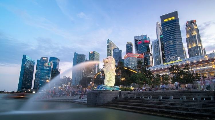 Singapore đẩy mạnh chuyển đổi số trong dịch.