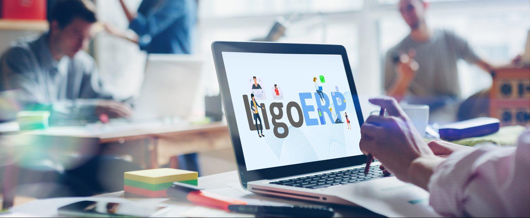 [CafeF] LigoERP – Hệ thống ERP số hóa 99% hoạt động cho Doanh nghiệp vừa và nhỏ trên một nền tảng duy nhất.