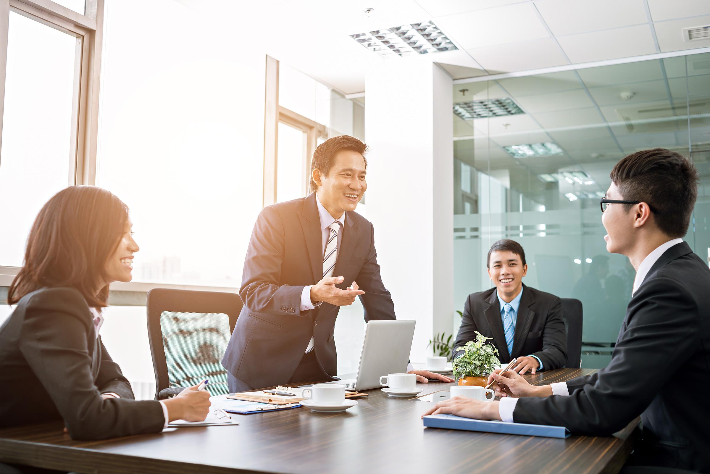 Quá trình tiền đánh giá sẽ tìm ra được các giải pháp ERP phù hợp với quy trình kinh doanh của công ty
