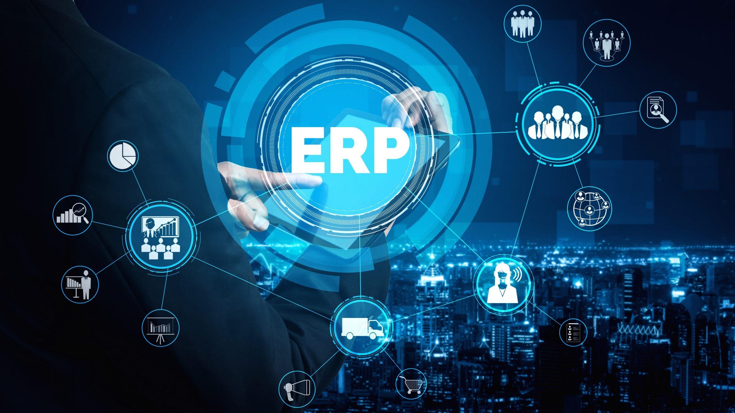 Ứng dụng ERP được coi là khởi đầu hiệu quả để doanh nghiệp chuyển mình trong cơn bão công nghệ thông tin như hiện nay