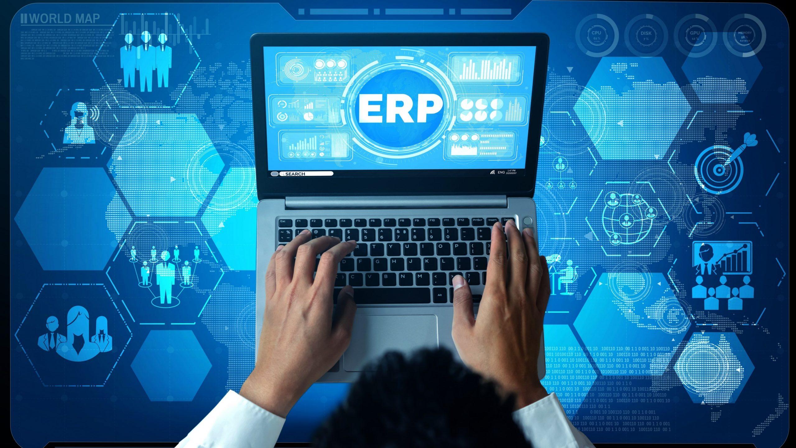 Chi phí triển khai phần mềm ERP phần lớn được quyết định bởi đơn vị cung cấp