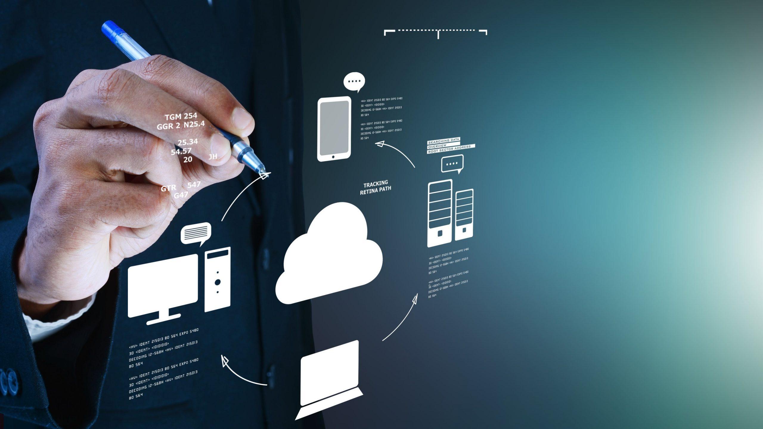 Việc kết xuất dữ liệu vào ERP cần được xem xét và làm việc với nhà cung cấp trước khi dự án được bắt đầu triển khai.