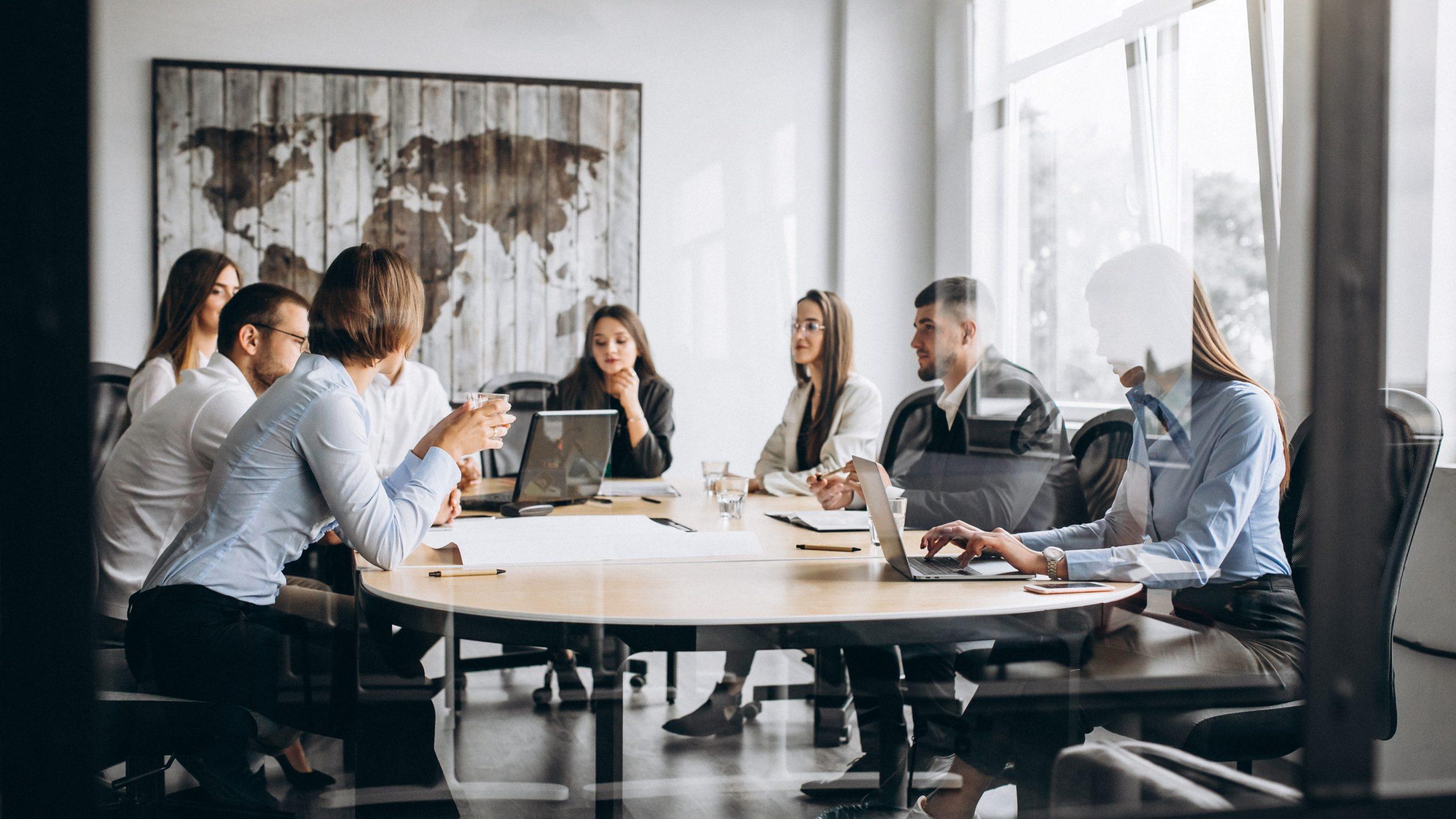 Các cuộc họp có vai trò quan trọng trong xây dựng  chiến lược kinh doanh của doanh nghiệp