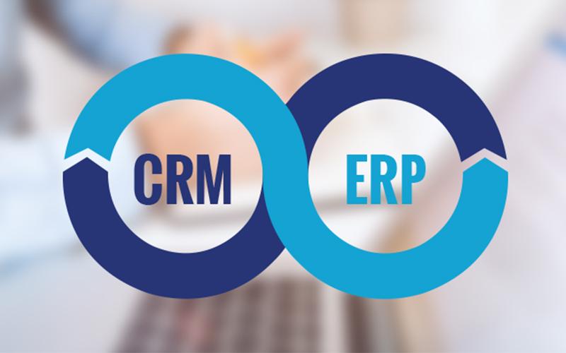 Sự khác biệt giữa CRM và ERP nhà lãnh đạo nên biết
