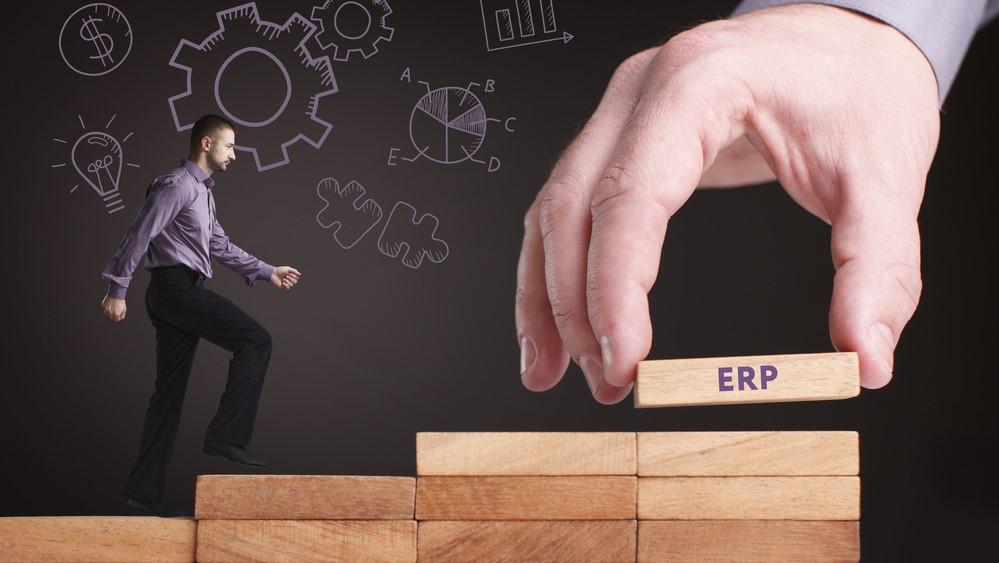 Hệ thống quản trị tổng thể doanh nghiệp ERP – bí quyết dẫn đầu cuộc đua