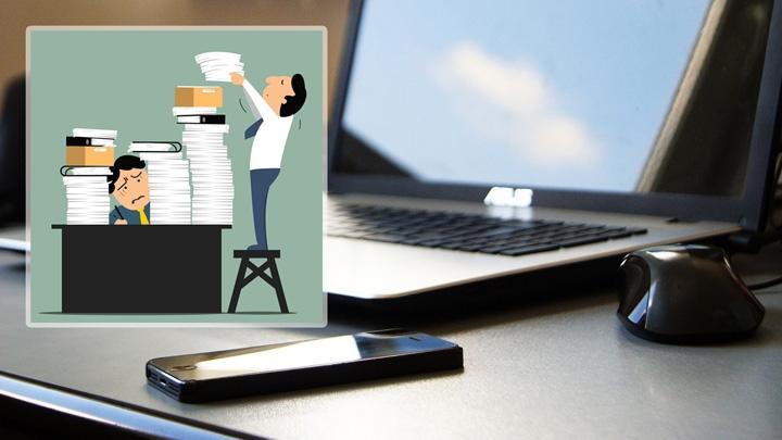 Văn phòng không giấy – Xu hướng cho doanh nghiệp trong kỷ nguyên số