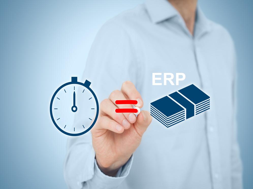 90% CEO tiết kiệm thời gian quản trị sau khi sử dụng ERP