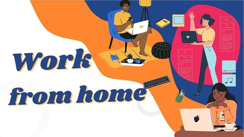 """""""Work From Home"""" giải pháp chuyển đổi số nào hiệu quả?"""