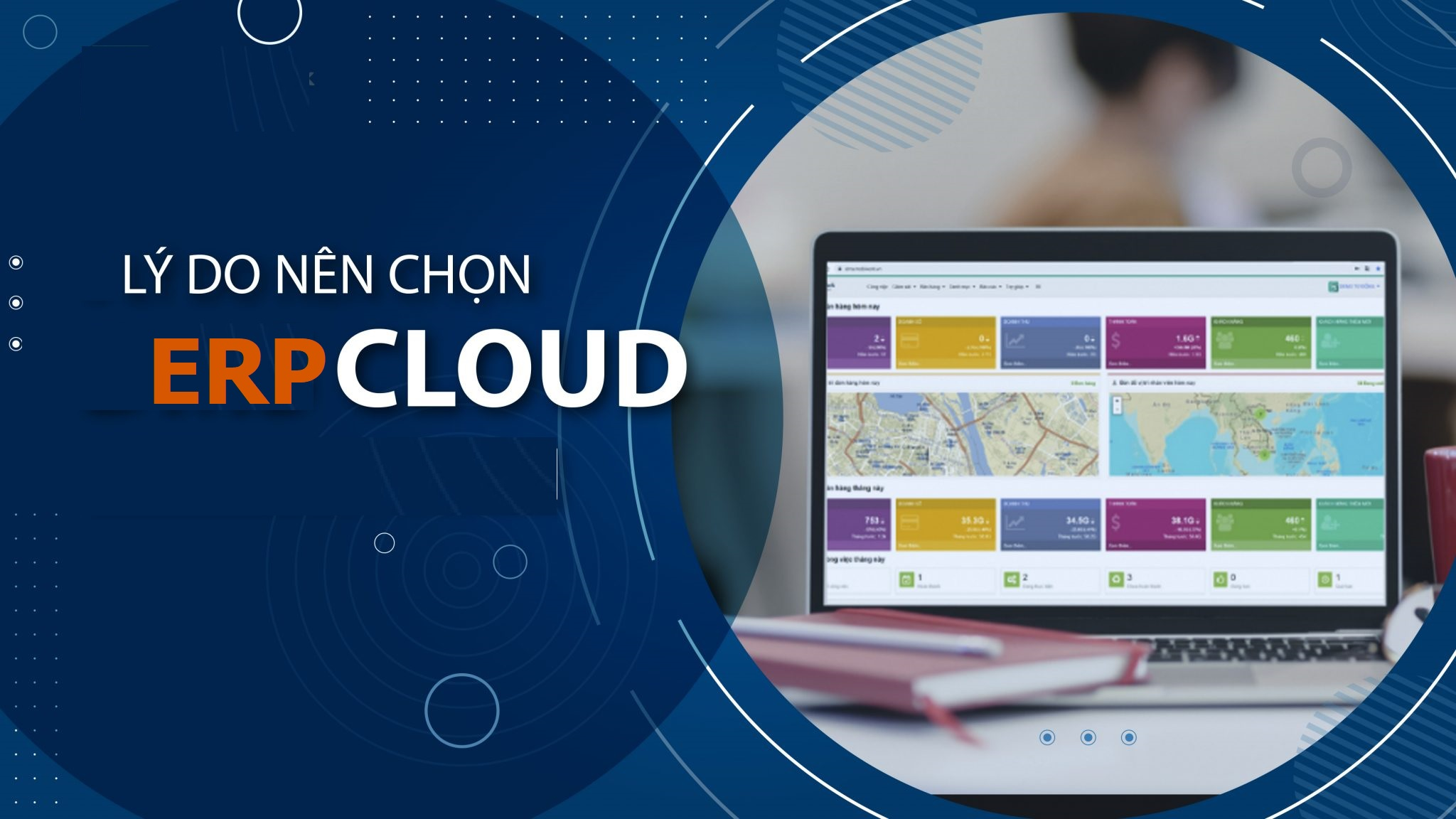 5 lý do doanh nghiệp nên triển khai Cloud ERP
